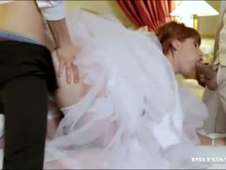 groot orale seks scène, plezier dubbele penetratie, kwaliteit vaginale sex film