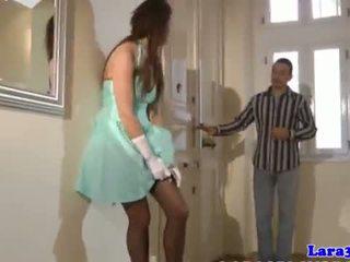 controleren cum scène, ideaal striptease tube, aantrekkingskracht gepost
