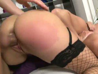 echt brunette, beste masturbatie film, controleren lingerie thumbnail