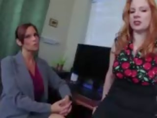 MILF Teachers Fuck High School Student -syren De Mer...