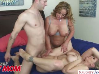 thick, drilled, 3some