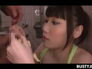 japanese, lick, hardcore, handjob