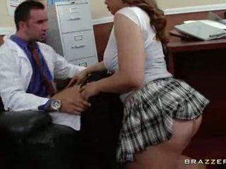 någon avsugning alla, klocka kontor nätet, anal fullständig