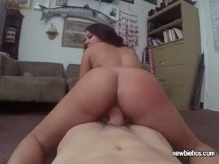 Sophia Goal Is To Make Her Man Cum While Fucking With Her