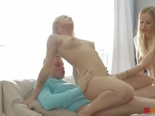 young, cumshots, big boobs