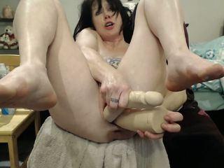 seksspeeltjes, kijken webcams klem, vers anaal thumbnail