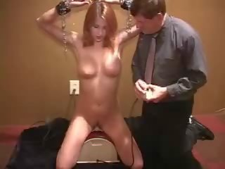 kijken orgasme, vers sybian vid, heet slavernij neuken