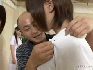 plezier japanse neuken, ideaal verpleegkundigen film, een aziatisch tube