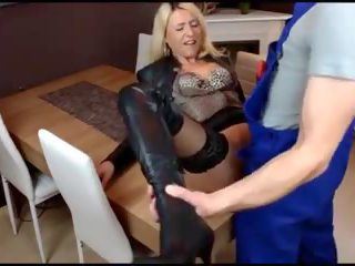 Sharing My Wife with the Neighbour, Free Porn 41