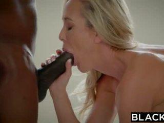 BLACKED Cheating MILF Brandi Loves First Big Black Cock