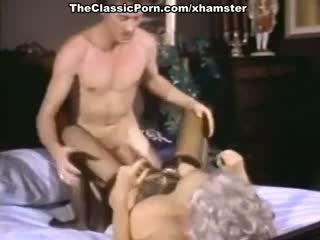 John Holmes, Candy Samples, Uschi Digard in vintage porn