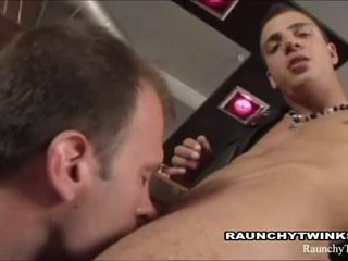 Horny tw-nk In Hot Steamy Sex At The Bar
