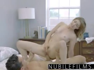 Nubilefilms - Day Dreaming About Cock Till She Cums