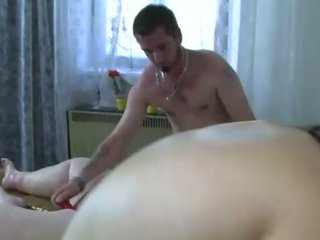 Oldnanny two damos yra enjoying grupė seksas
