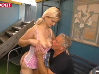 Letsdoeit - Teen Babe Seduced and Fucked Hard by Her Step Uncle