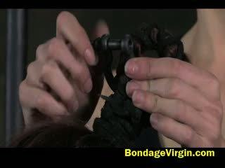 een brunette, vol ezel kanaal, kwaliteit pornstar kanaal