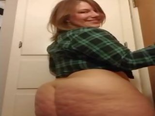 Thick PAWG 2018: Big Natural Tits Porn Video a1
