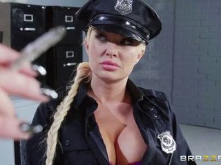 Officer Summer Brielle Is New To The Police And