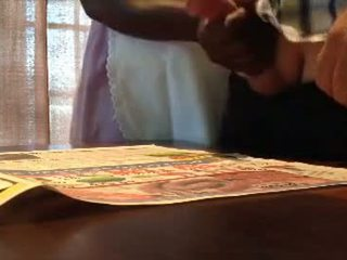 Nyata afrika pembantu