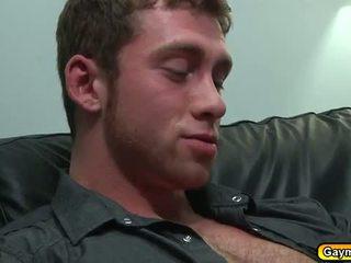 Geje getting głębokie throat i ciężko anal