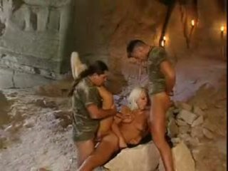 Sex in the Jungle: Free Vintage Porn Video 30