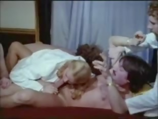 teens, vintage check, orgy full