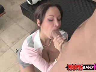Treyler kız ava adams has erotik punishment