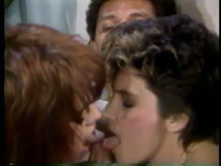 group sex, redheads, vintage, hd porn