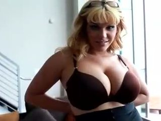full blondes, big tits, milf
