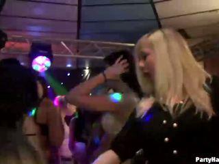 Male Strippers Seduce Drunk Amateur Whores