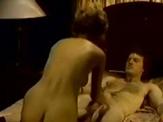 blondjes tube, plezier broodmager video-, wijnoogst scène