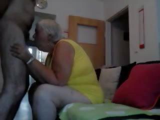 blowjobs scene, bbw thumbnail, great granny scene