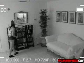 Teen Burglar Gets Caught In The Act