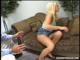 Melissa Lauren Gets Fucked In Every Hole