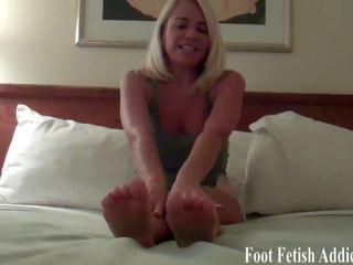 foot fetish posted, nice femdom porn, pov clip