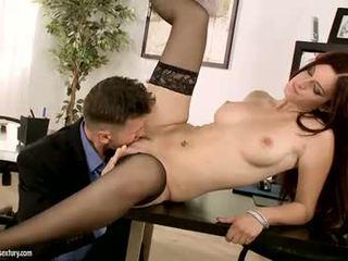Sekretárka súložiť