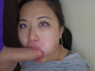 deepthroat, nieuw slordig porno, facefuck porno