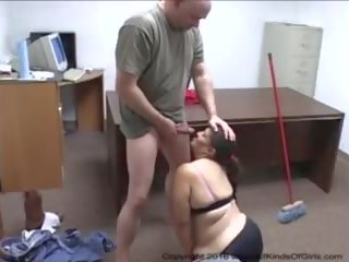 Mexican Granny Maid gets Anal Abused, HD Porn 0a