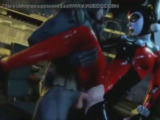Harley quinn uz batman būt sekss