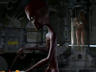 Crazy Xxx 3d World Alien Abduction Toon Sex