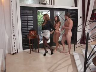 group sex, threesomes, old+young, femdom