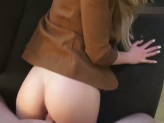 Naughty-hotties.net - blue-eyed beauty boss outfit complaint quickie - Porn Video 841