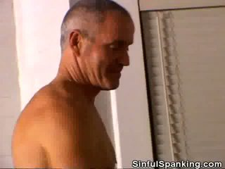 Spanking with Diffrent Paddles and Toys, Porn dd