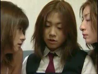 ideaal japanse neuken, nieuw lesbiennes actie, ideaal babes