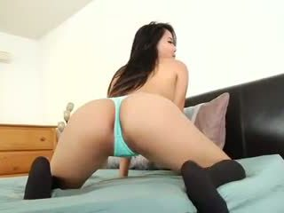 Asian Cutie - Bedroom Play with Older Man: Free Porn d3