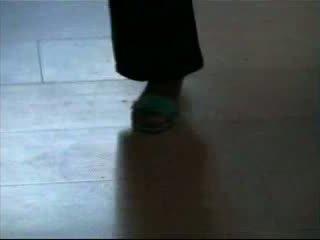 mooi voet fetish, femdom film, duits