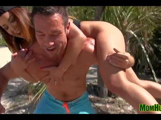 Moist Mia: MILF Hunter channel & Mom Porn Video