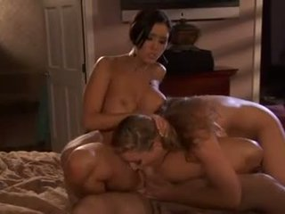 group sex, blowjob action, cock sucking, porn stars