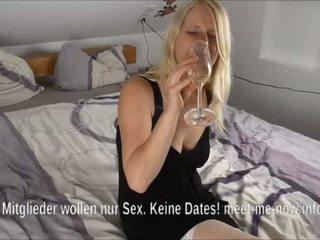duits mov, heet deutsch scène, vol ficken