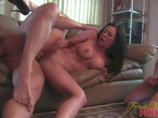 Kendra Lust gets Worshiped and Fucked, Porn d9